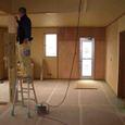 内部塗装・電気天井穴開け2