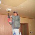 内部塗装・電気天井穴開け3