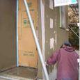 外壁色検討・墨塗り3