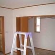 内装クロス貼り・外壁ラスモル