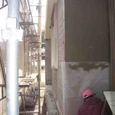 内装クロス貼り・外壁ラスモル5