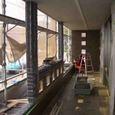 浄化槽施工・外壁ラスモル3