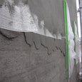 外壁ラスモルⅡ塗り