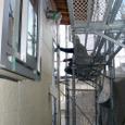 外壁サイディング張り1