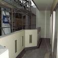 2階バルコニー防水状況