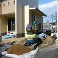 屋外給排水工事3日目