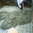 浄化槽埋設工事2