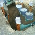 浄化槽埋設工事3