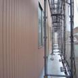 外壁~サイディング貼り