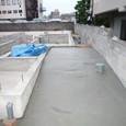 屋外土間等コンクリート打設