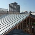 屋根仕上げ葺き