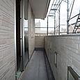 外壁サイディング施工状況