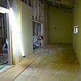 工事着工からから3ヵ月土台敷き込みから2ヶ月経ちました。