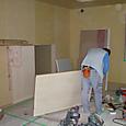 製作建具・店舗家具搬入