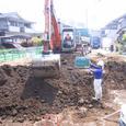 土工事~根切り作業開始